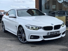 BMW 4 Series 420d xDrive M Sport Coupe - Thumb 8