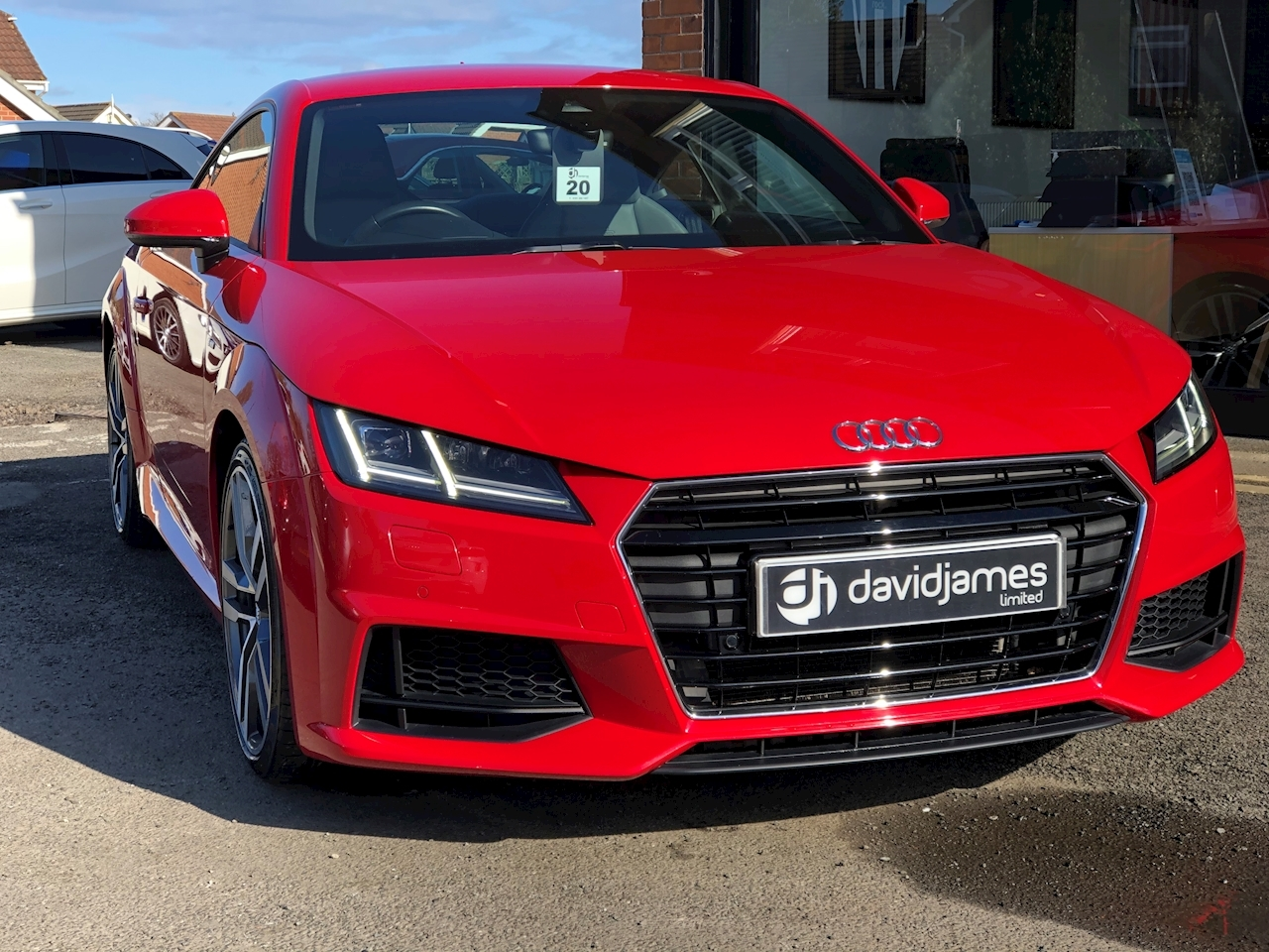 2.0 TFSI S line Coupe 3dr Petrol (s/s) (230 ps)