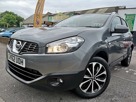 Nissan Qashqai Dci N-Tec Plus Is Hatchback 1.6 Manual Diesel