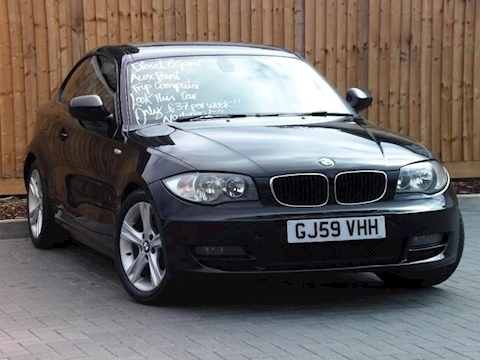 Bmw 1 Series 118D Sport Coupe 2.0 Manual Diesel