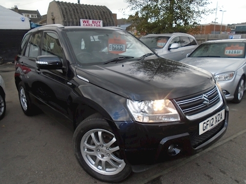Suzuki Grand Vitara Sz-T Ddis Estate 1.9 Manual Diesel