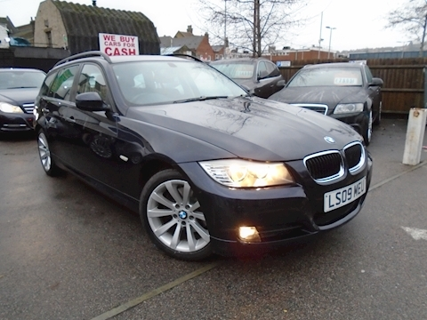 Bmw 3 Series 320I Se Touring Estate 2.0 Automatic Petrol