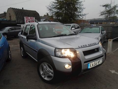 Land Rover Freelander Td4 Hse Estate 2.0 Automatic Diesel