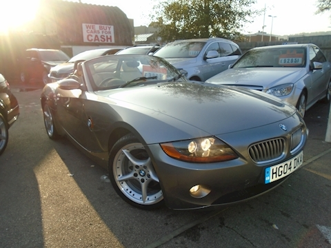 Bmw Z4 Z4 I Se Roadster 2.0 2dr Convertible Manual Petrol