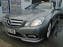 E Class E350 Cdi Blueefficiency Sport Convertible 3.0 Automatic Diesel