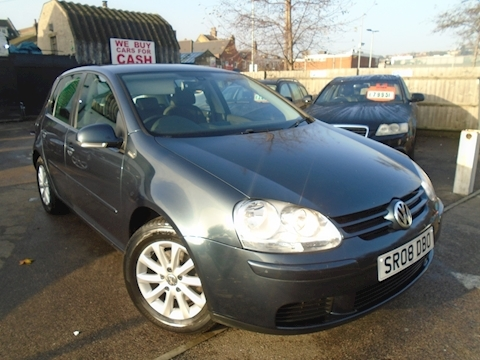 Volkswagen Golf Match Tdi 105 Hatchback 1.9 Manual Diesel