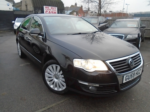 Volkswagen Passat Highline Tdi Saloon 2.0 Manual Diesel