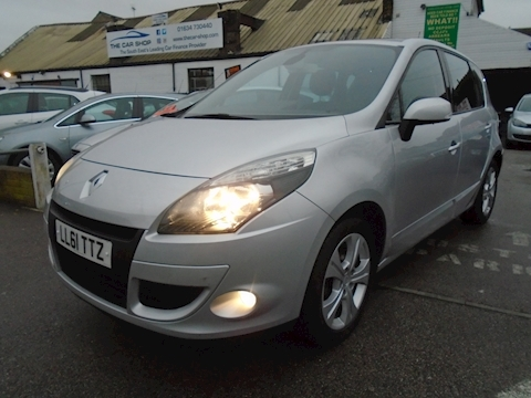 Renault Scenic Dynamique Tomtom Dci Mpv 1.5 Manual Diesel