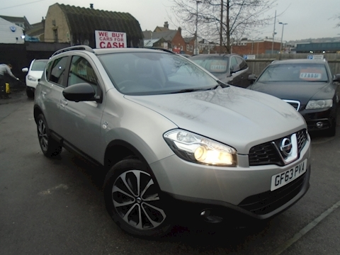 Nissan Qashqai 360 Hatchback 1.6 Manual Petrol