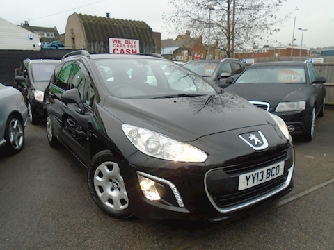 Peugeot 308 Hdi Sw Access Estate 1.6 Manual Diesel