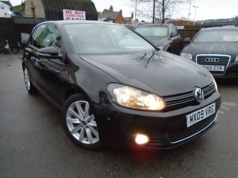 Volkswagen Golf Golf Gt Tsi Hatchback 1.4 Manual Petrol