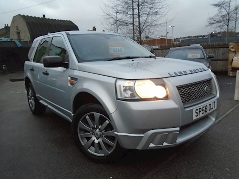 Land Rover Freelander Td4 S Estate 2.2 Manual Diesel