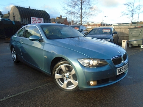 Bmw 3 Series 325I Se Coupe 3.0 Manual Petrol