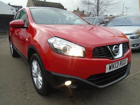 Nissan Qashqai Dci Acenta Plus 2 Hatchback 1.5 Manual Diesel