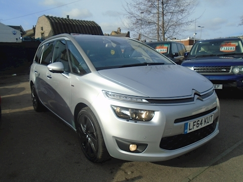 Citroen C4 Picasso Grand Bluehdi Exclusive Plus Mpv 2.0 Automatic Diesel