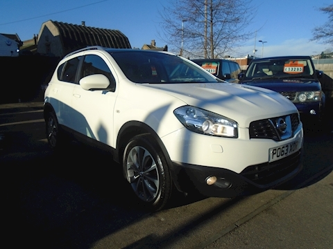Nissan Qashqai Dci Tekna Is Hatchback 1.6 Manual Diesel