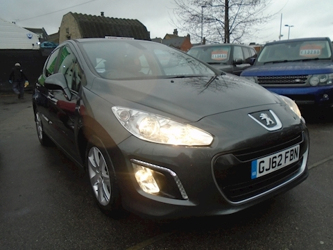 Peugeot 308 Hdi Active 1.6 5dr Hatchback Manual Diesel