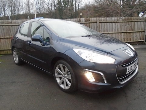 Peugeot 308 E-Hdi Active Navigation Version Hatchback 1.6 Semi Auto Diesel