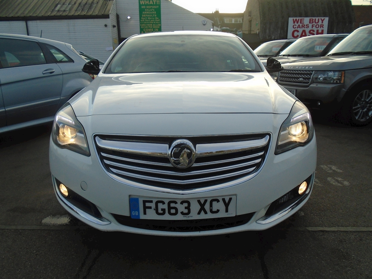 Insignia Sri Hatchback 1.8 Manual Petrol