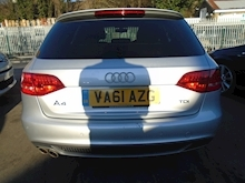 A4 Avant Tdi Black Edition Estate 2.0 Manual Diesel