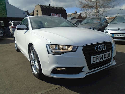 Audi A5 Tdi Ultra Se Coupe 2.0 Manual Diesel