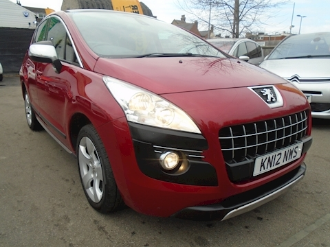 Peugeot 3008 Hdi Exclusive Hatchback 1.6 Manual Diesel