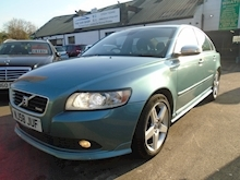 S40/V50 Series D Sport Saloon 1.6 Manual Diesel