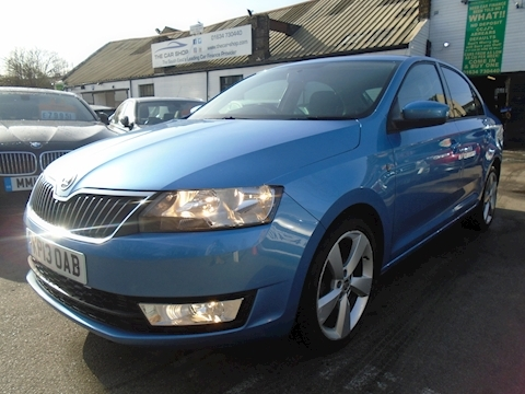 Skoda Rapid Elegance Tdi Cr Hatchback 1.6 Manual Diesel