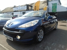 207 Sport Coupe Cabriolet Coupe 1.6 Manual Petrol