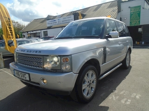Land Rover Range Rover V8 Autobiography Le Estate 4.4 Automatic Petrol