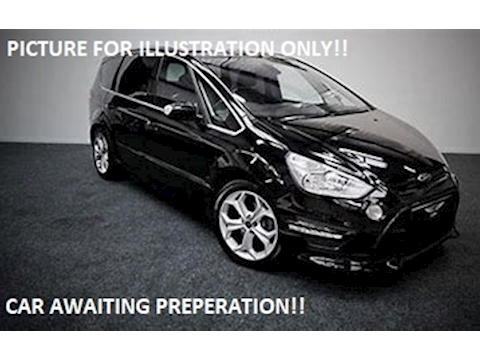 Ford S-Max  MPV 2.0 Manual Diesel