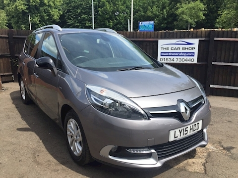 Renault Scenic Grand Limited Energy Dci S/S Mpv 1.5 Manual Diesel