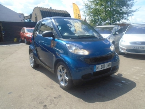 Smart Fortwo Coupe Pulse Mhd Coupe 1.0 Automatic Petrol