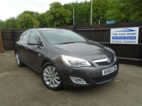 Vauxhall Astra Se Cdti Hatchback 2.0 Automatic Diesel