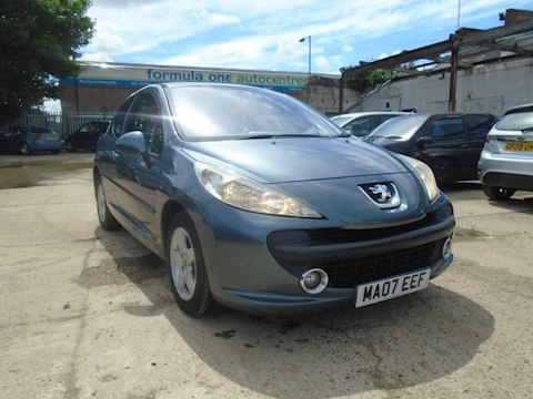 Peugeot 207 Sport Hatchback 1.4 Manual Petrol