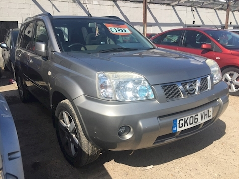 Nissan X-Trail Dci Columbia Estate 2.2 Manual Diesel