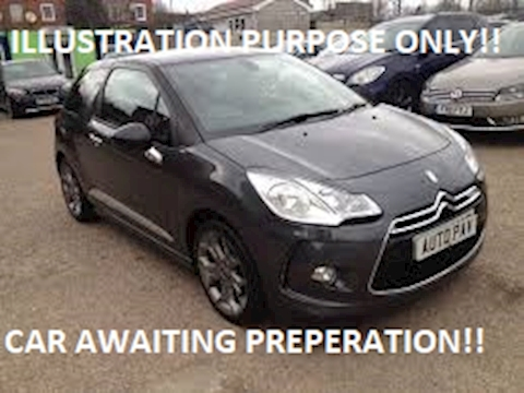 Citroen Ds3 E-Hdi Dstyle Hatchback 1.6 Manual Diesel