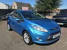 Fiesta Zetec 16V Hatchback 1.2 Manual Petrol