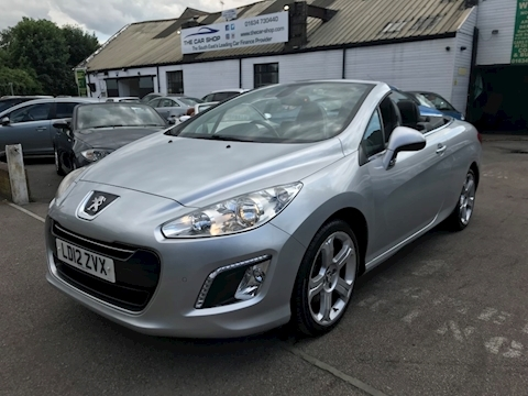 Peugeot 308 Hdi Cc Allure Convertible 2.0 Manual Diesel