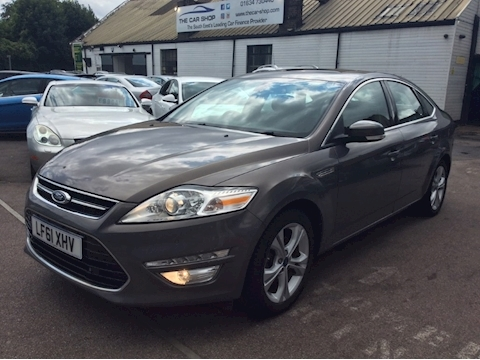 Ford Mondeo Titanium X Tdci Hatchback 1.6 Manual Diesel