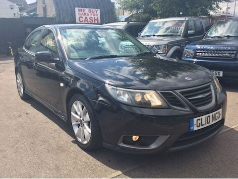 Saab 9-3 Turbo Edition Saloon 2.0 Manual Petrol