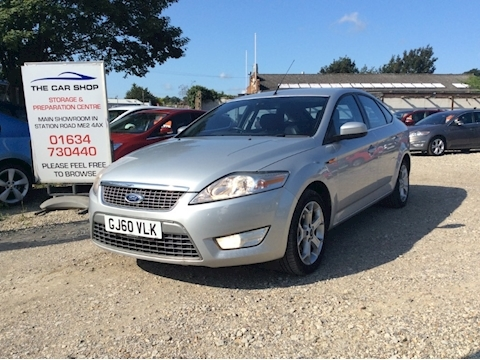 Ford Mondeo Titanium Hatchback 2.0 Manual Petrol
