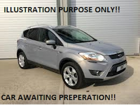 Ford Kuga Titanium Tdci Estate 2.0 Manual Diesel
