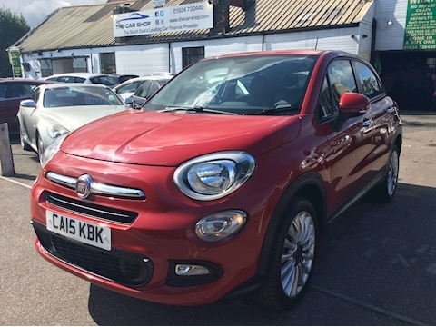Fiat 500X Multiair Pop Star Hatchback 1.4 Manual Petrol