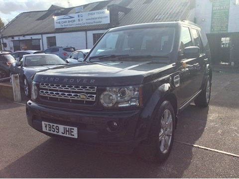Land Rover Discovery Tdv6 Xs Estate 3.0 Automatic Diesel