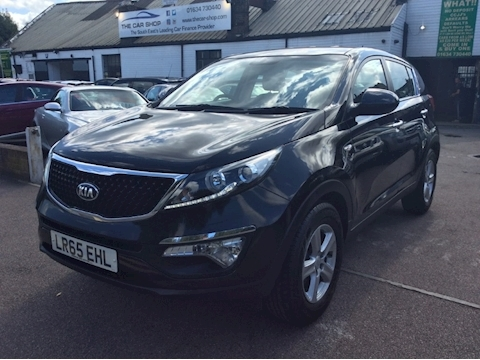 Kia Sportage 1 Isg Estate 1.6 Manual Petrol