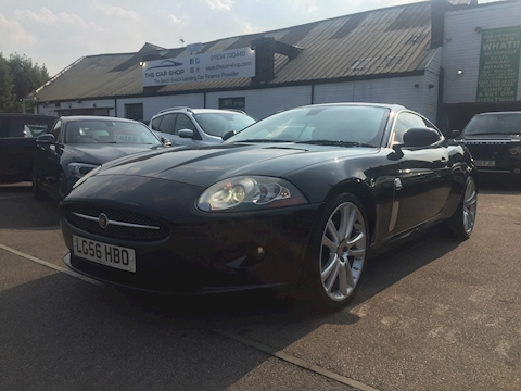 Jaguar Xk Coupe Sports 4.2 Automatic Petrol