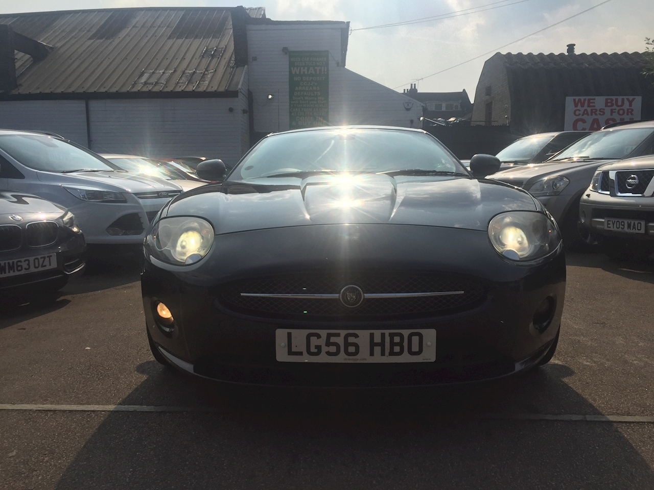 Xk Coupe Sports 4.2 Automatic Petrol