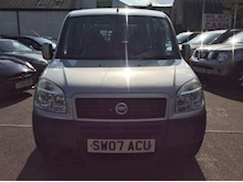 Doblo 8V Active Mpv 1.4 Manual Petrol