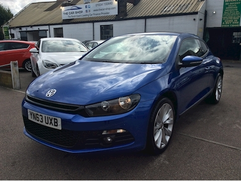 Volkswagen Scirocco Gt Tdi Bluemotion Technology Coupe 2.0 Manual Diesel